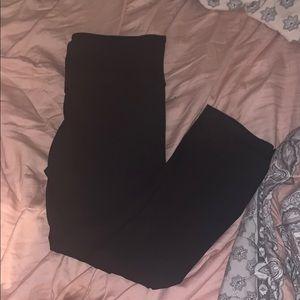 Cropped align lululemon leggings